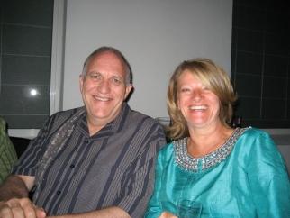 Chiat's Richard O'Neill and MJZ's Debbie Turner