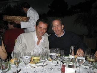 Deutsch's Eric Hirshberg and Zander