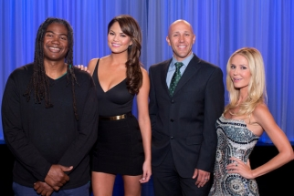 'Model Employee' TV show judges and host