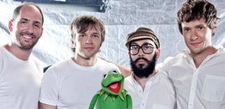The Muppets and OK Go on Vevo