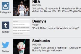 Marketer MVPs of Social Media: Denny's Has Surprising Punch on Tumblr