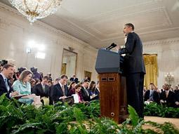 Obama: Can the Marketing Master Avert Dem Disaster?