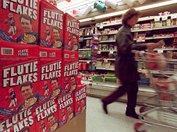 Unilever Finds That Coupons, Signs Beat In-Store Tech