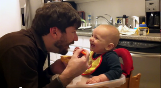 From Oral-B's 'Power of Dad' Video