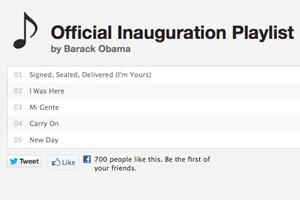Listen to President Obama's 22-Track Playlist, Courtesy Spotify