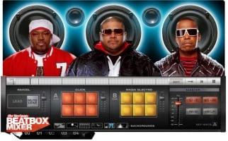 Verizon Beatbox Mixer
