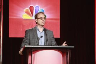 NBC Entertainment Chairman Robert Greenblatt in Pasadena, Calif., on Sunday