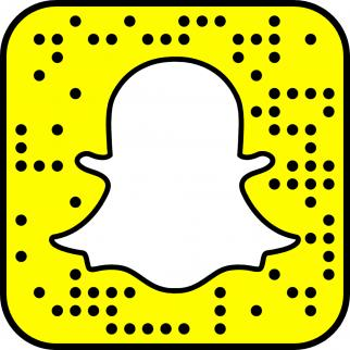 Snap this code to add us on Snapchat.