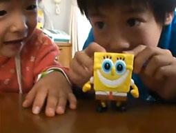 SpongeBob, McDonald's Make Japanese Kids Go Crazy