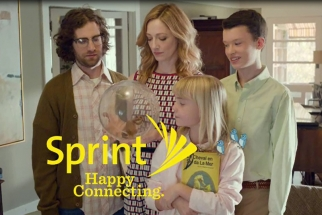 Ad Review: Sprint 'Framily' Is, Frankly, Frightful