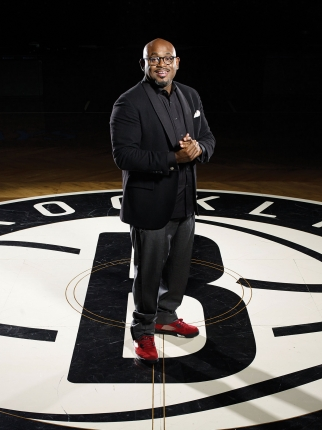 Among Translation Founder-CEO Steve Stoute's big projects? The marketing campaign that introduced the Brooklyn Nets.