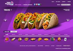 Taco Bell Moves Digital Back to DraftFCB