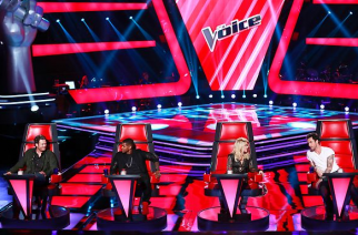The judges on the fourth season of NBC's 'The Voice'