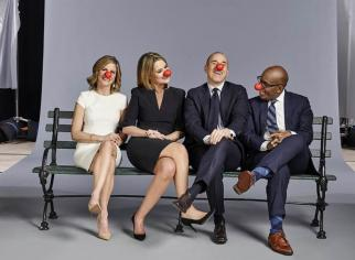 The stars of NBC's 'Today' show