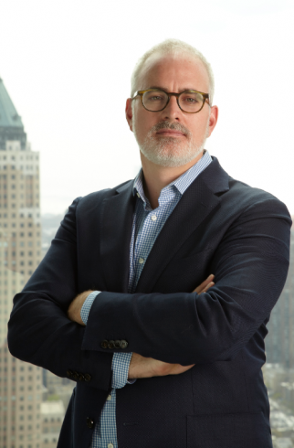 Troy Young, president of Hearst Magazines Digital Media
