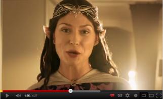 Air New Zealand 'Hobbit' in-flight video