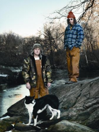 W+K's Kevin Proudfoot, Director Brett Morgen and Albert Canine