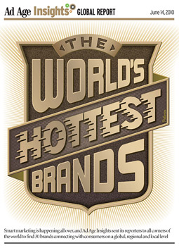 A World of Inspirational Problem-Solving, Savvy Brands and Smart Marketing