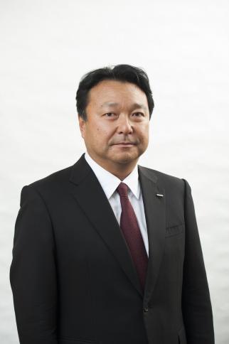 Toshihiro Yamamoto, Dentsu's new president and CEO