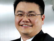 S.Y. Lau, president online media, Tencent Holdings