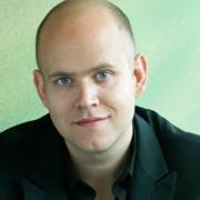 Daniel Ek, Spotify CEO
