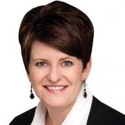 Emily Callahan, CMO of St. Jude's fundraising organization Alsac