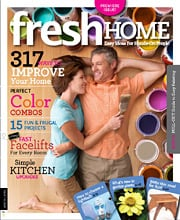The first issue of Fresh Home will include 33 advertising pages from marketers such as Ikea.