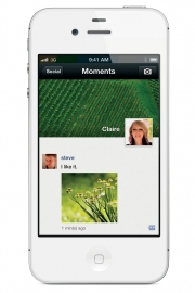 WeChat on mobile phone