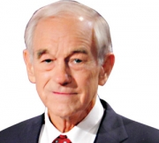 Ron Paul had 242,680 Twitter followers as of 2/21/12; and 869,362 Facebook fans.