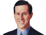 Rick Santorum had 137,993 Twitter followers as of 2/21/12; and 149,610 Facebook fans.