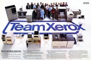 The Team Xerox strategy was a disaster.