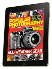 iPad Popular Photography