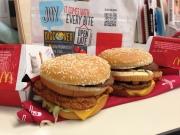 McGangBang crossbreeds McChicken and Big Mac.