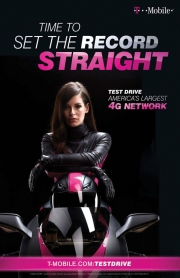 T-Mobile gets tough in ads.