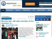 Not the San Francisco Examiner: Though Anschutz owns both examiner.com and the paper's site, they are unaffiliated.