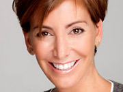 Robin Domeniconi is leaving Microsoft to become senior VP and chief brand officer at Hachette Filipacchi's Elle Group.