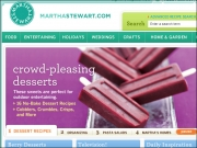 Martha Stewart Living Omnimedia's digital revenue went up 28% last quarter, thanks in part to advertorial content on the web.