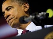 Obama close up