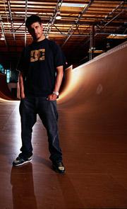 DC Shoes founder Ken Block
