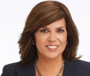 Sideline reporter Michele Tafoya's girlfriends are constantly asking her for fantasy football tips.