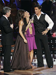 'Dancing With the Stars' results show