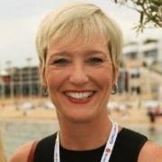 Facebook Global Head of CPG Marketing Erin Hunter