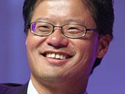 Yahoo CEO Jerry Yang