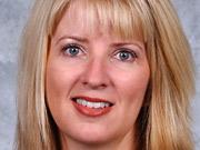 Megan Stooke, marketing director of General Motors Corp.'s Hummer SUV line