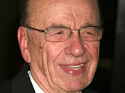 Fox hound: Bush's plan? Impose morality on amoral global media lords like Rupert Murdoch.