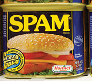 Embedded in the Spam brand, which doesn't get much shrift in the economic analyses, is an association with time of strife.