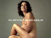 Unilever's Dove Pro-Age campaign is aimed at boomers who aren't trying to fight the aging process.