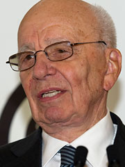 Rupert Murdoch and other media moguls are gathering at the Sun Valley conference.