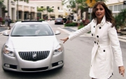 The spot was actually created by Buick's real Hispanic agency, Lapiz.