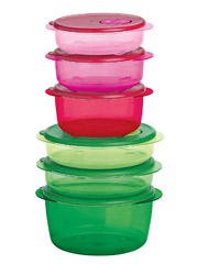 Tupperware, the king of the at-home-party industry, has seen an increase of almost 10% in new recruits in the past three months.